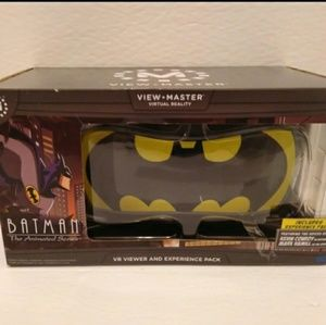 Batman Animated Virtual Reality